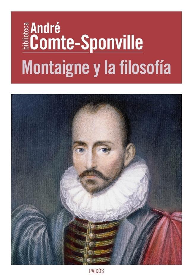 Portada del libro Montaigne y la filosofía