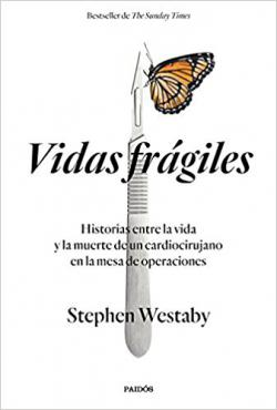 Portada del libro Vidas frágiles