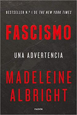 Portada del libro Fascismo. Una advertencia