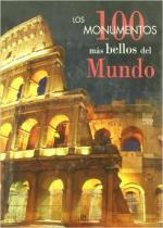 Portada del libro Los 100 Monumentos más Bellos del Mundo