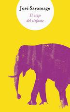 Portada del libro El viaje del elefante