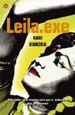 Portada del libro Leila.exe