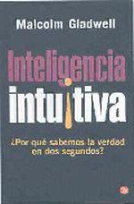Portada del libro Inteligencia Intuitiva