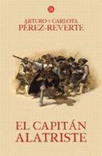 Portada del libro El capitán Alatriste