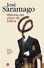 Portada del libro Historia del cerco de Lisboa