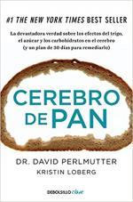 Portada del libro Cerebro de pan