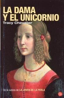 Portada del libro La dama y el unicornio