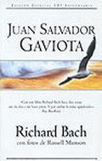 Portada del libro Juan Salvador Gaviota