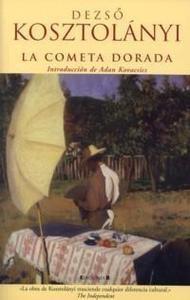 Portada del libro LA COMETA DORADA