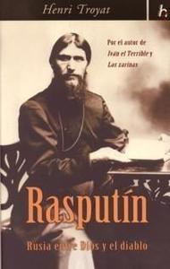 Portada del libro Rasputín. Rusia entre Dios y el diablo