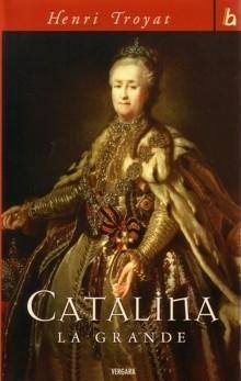 Portada del libro CATALINA LA GRANDE