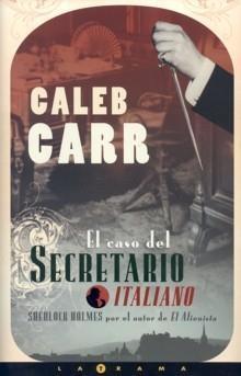 Portada del libro El caso del secretario italiano