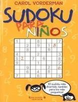 Portada del libro SUDOKU JUNIOR