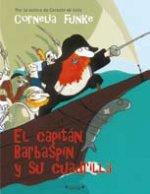 Portada del libro CAPITAN BARBASPIN Y SU CUADRILLA