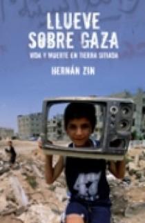 Portada del libro LLUEVE EN GAZA