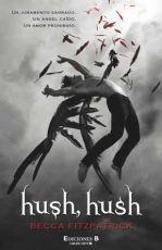 Portada del libro Hush Hush