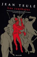 Portada del libro Los caníbales