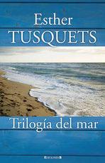 Portada del libro Trilogía del mar