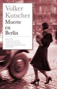 Portada del libro Muerte en Berlín