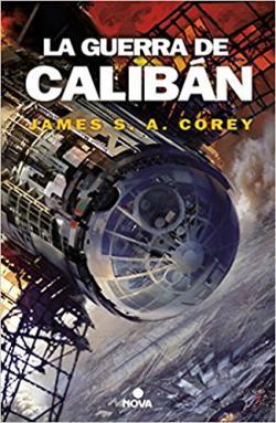 Portada del libro La guerra de Calibán