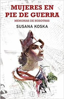 Portada del libro Mujeres en pie de guerra