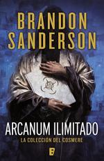 Portada del libro Arcanum ilimitado
