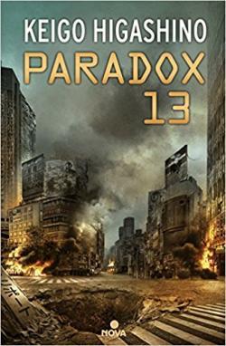 Portada del libro Paradox 13