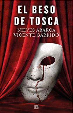 Portada del libro El beso de Tosca