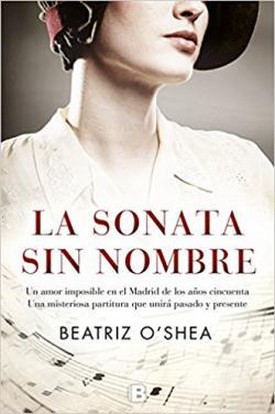 Portada del libro La sonata sin nombre