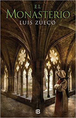 Portada del libro El monasterio (Trilogía medieval 3)