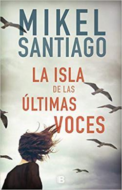 Portada del libro La isla de las últimas voces