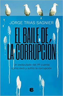 Portada del libro El baile de la corrupción