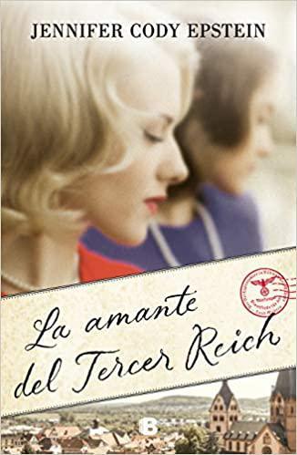 Portada del libro La amante del Tercer Reich