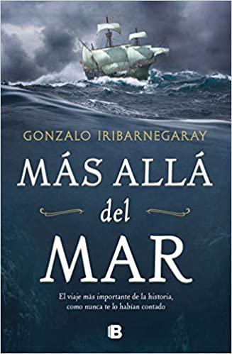 Portada del libro Más allá del mar