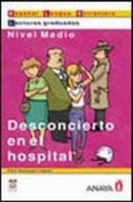 Portada del libro Desconcierto en el hospital