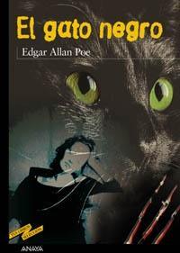 Portada del libro El gato negro