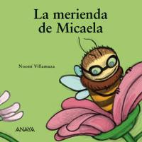Portada del libro La merienda de Micaela
