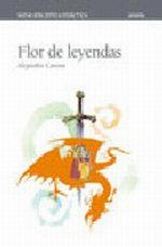 Portada del libro Flor de leyendas