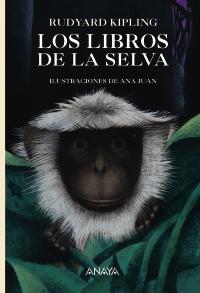 Portada del libro Los libros de la selva