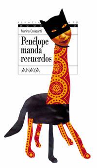 Portada del libro Penelope manda recuerdos