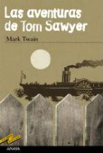 Portada del libro Las aventuras de Tom Sawyer