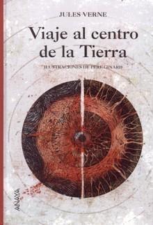 Portada del libro Viaje al centro de la tierra
