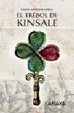 Portada del libro El trebol de Kinsale
