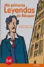 Portada del libro Mis primeras leyendas de Becquer