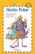 Portada del libro Candela. Mision Polar