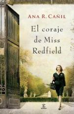 Portada del libro El coraje de Miss Redfield