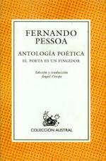 Portada del libro Antología poética. El poeta es un fingidor