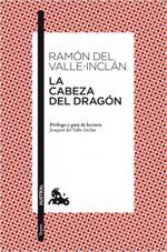 Portada del libro La cabeza del dragón