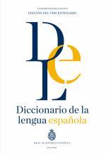 Portada del libro Diccionario de la lengua española