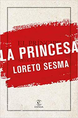 Portada del libro La princesa